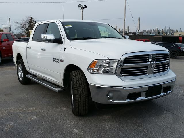 2016 dodge ram 1500 big horn port hope ontario new car for sale 2434876. Black Bedroom Furniture Sets. Home Design Ideas