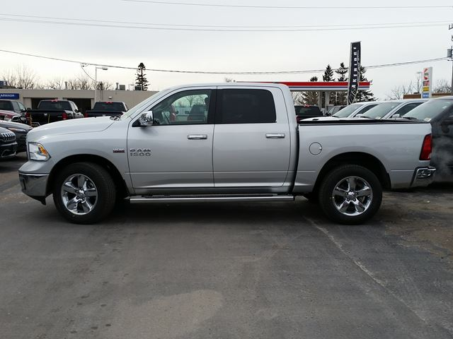 2016 dodge ram 1500 big horn port hope ontario new car for sale 2434880. Black Bedroom Furniture Sets. Home Design Ideas
