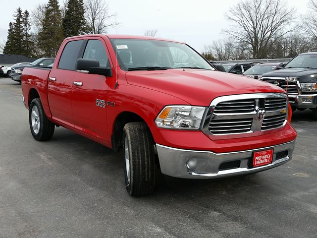 2016 dodge ram 1500 slt port hope ontario new car for sale 2434881. Black Bedroom Furniture Sets. Home Design Ideas