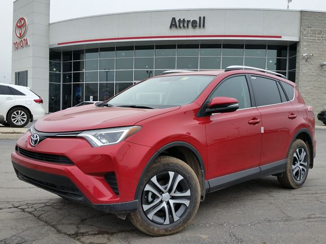 2016 toyota rav4 le awd brampton ontario car for sale 2435011. Black Bedroom Furniture Sets. Home Design Ideas