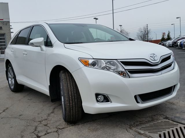 2016 toyota venza brampton ontario car for sale 2435260. Black Bedroom Furniture Sets. Home Design Ideas