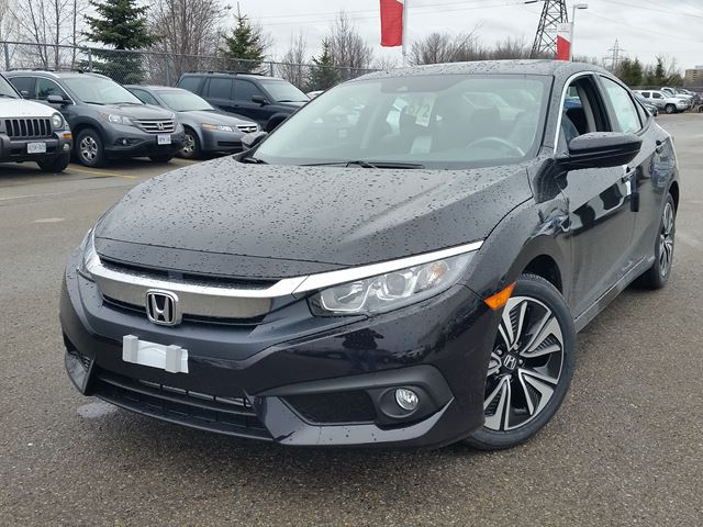2016 honda civic ex t whitby ontario car for sale 2435820. Black Bedroom Furniture Sets. Home Design Ideas