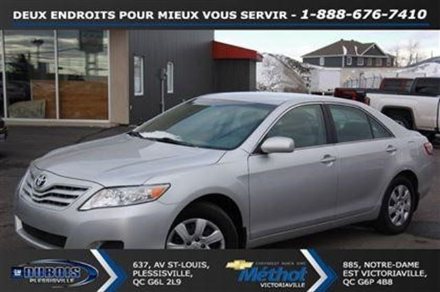 2011 toyota camry manual transmission
