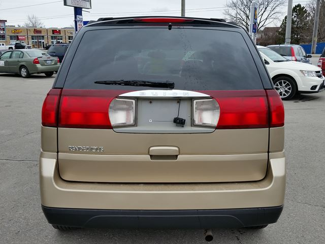 2006 buick rendezvous cx oshawa ontario used car for. Black Bedroom Furniture Sets. Home Design Ideas