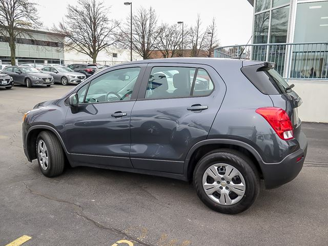2013 chevrolet trax very low mileage clean car proof mississauga ontario used car for sale. Black Bedroom Furniture Sets. Home Design Ideas