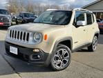 2015 Jeep Renegade Limited 4x4  in Fort Erie, Ontario