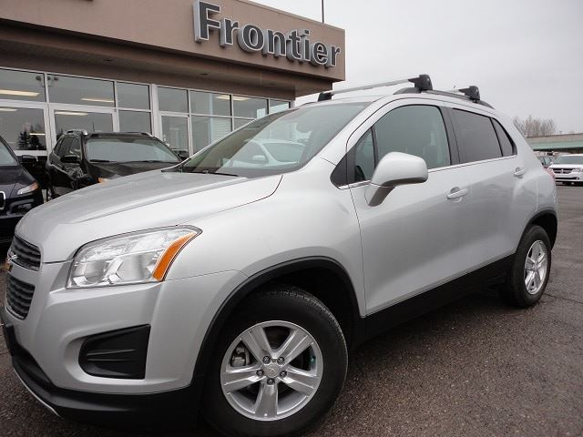 2015 Chevrolet Trax LT in Smithers, British Columbia