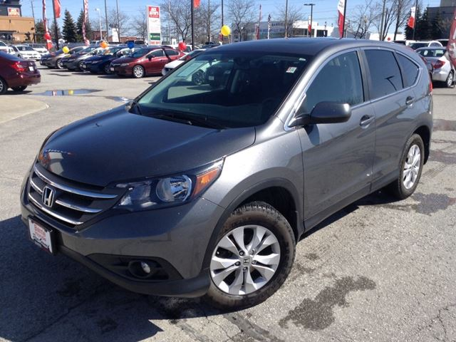 2014 honda cr v ex grey barrie honda for Gray honda crv