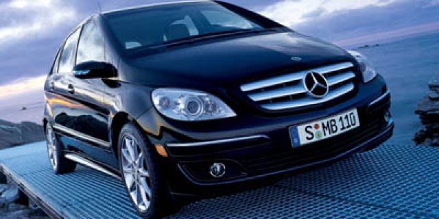 2007 mercedes benz b class turbo gray north york chrysler jeep dodge ram fiat. Black Bedroom Furniture Sets. Home Design Ideas