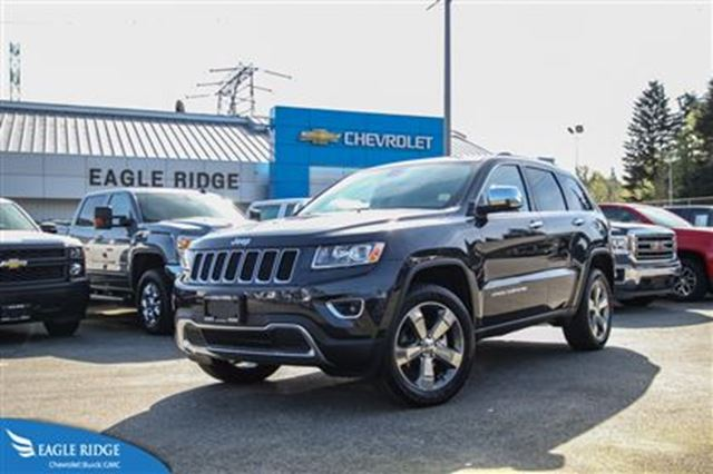 2015 jeep grand cherokee limited coquitlam british columbia used. Black Bedroom Furniture Sets. Home Design Ideas