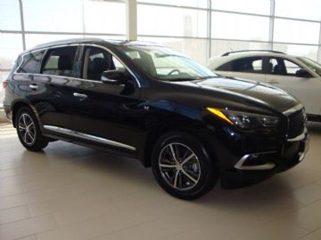 2017 Infiniti Qx60 4dr Awd Black Lease Busters