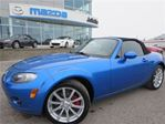 2006 Mazda MX-5 Miata  Gt n++dition Sp. Bleu in Joliette, Quebec