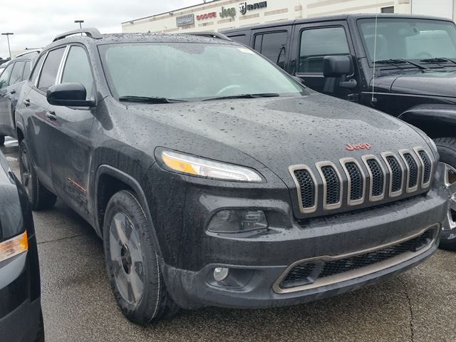2016 jeep cherokee 75th anniversary 4x4 vaughan ontario car for sale 2439393. Black Bedroom Furniture Sets. Home Design Ideas