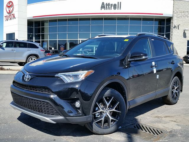 2016 toyota rav4 se awd brampton ontario car for sale 2439531. Black Bedroom Furniture Sets. Home Design Ideas