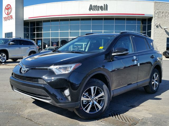 2016 toyota rav4 xle black attrell toyota new. Black Bedroom Furniture Sets. Home Design Ideas