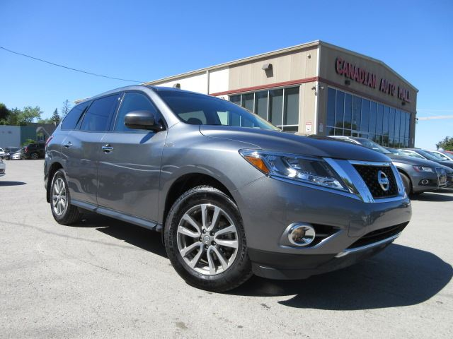 2015 nissan pathfinder 4x4 7 pass alloys loaded 39k. Black Bedroom Furniture Sets. Home Design Ideas