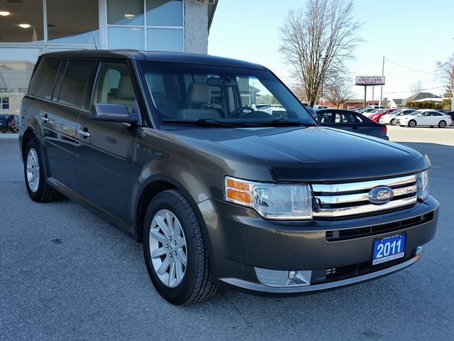 used 2011 ford flex sel for 20995 in midland ontario. Black Bedroom Furniture Sets. Home Design Ideas