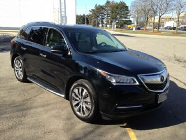 2014 Acura Mdx Black Lease Busters Wheels Ca