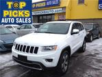 2015 Jeep Grand Cherokee Limited in North Bay, Ontario