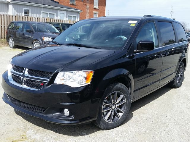 2016 dodge grand caravan sxt premium plus milton ontario new car for sale 2440526. Black Bedroom Furniture Sets. Home Design Ideas