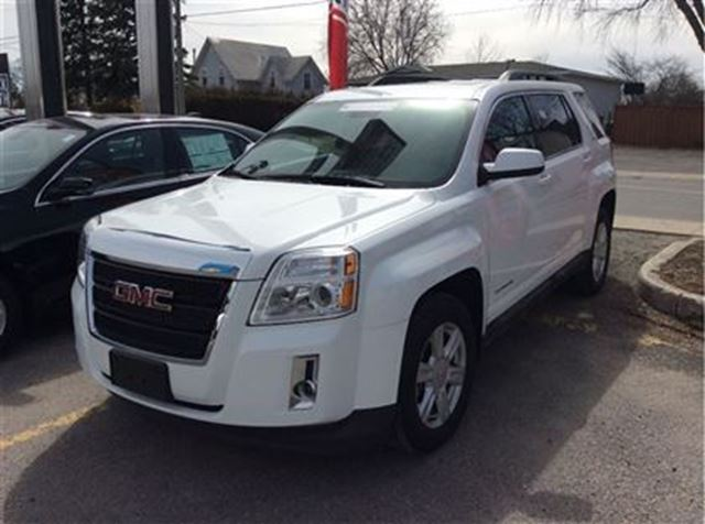 2015 gmc terrain sle white myers kemptville. Black Bedroom Furniture Sets. Home Design Ideas
