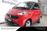 2014 Smart Fortwo pure cpe Canadian Package in Burlington, Ontario