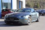 2015 Aston Martin Vantage Certified | Aston Martin | V8 Vantage | GT | Sportshift II Transmission | Yellow Brake Calibers in Kamloops, British Columbia