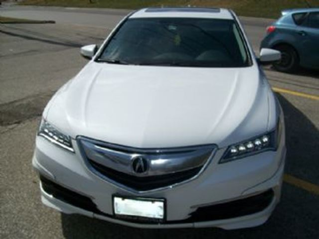2015 acura tlx tech a spec package 4 100 000k comp swarranty mississauga ontario used car. Black Bedroom Furniture Sets. Home Design Ideas