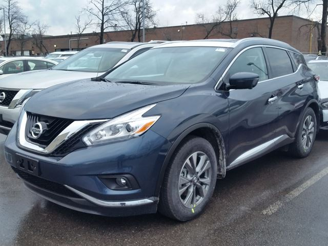 2016 nissan murano sl mississauga ontario new car for sale 2441874. Black Bedroom Furniture Sets. Home Design Ideas