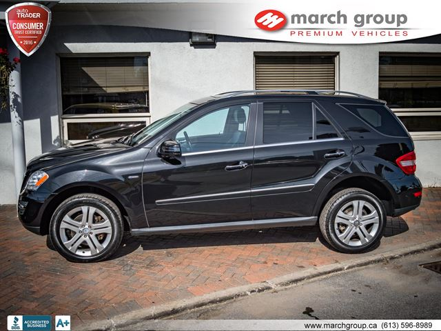 Used 2011 mercedes benz ml350 bluetec 4matic ottawa for 2011 mercedes benz ml350 bluetec 4matic