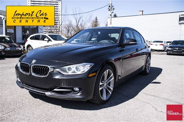 2013 bmw 3 series 335i xdrive sport package black import. Black Bedroom Furniture Sets. Home Design Ideas