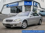 2002 Mercedes-Benz S-Class           in Brantford, Ontario