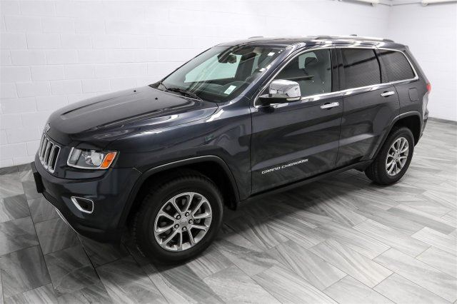 2014 jeep grand cherokee limited 4wd w leather sunroof reverse. Cars Review. Best American Auto & Cars Review