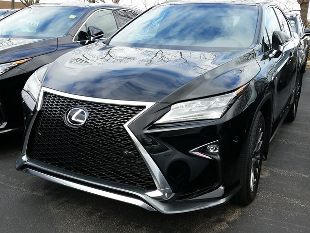 2016 Lexus RX 350 F Sport Series 2 Black | ERIN PARK LEXUS - NEW CAR ...