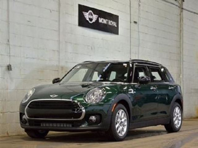 2016 mini cooper clubman dark green lease busters. Black Bedroom Furniture Sets. Home Design Ideas