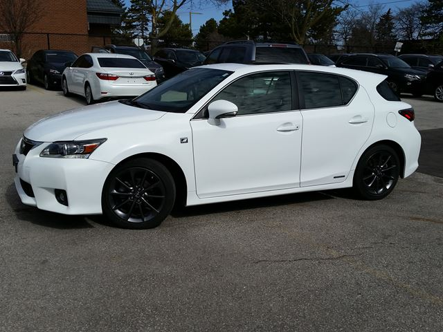 2013 lexus ct 200h f sport power moonroof 10 speakers f sport leather seats f sport grille. Black Bedroom Furniture Sets. Home Design Ideas