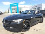 2011 BMW Z4 sDrive30i Cabriolet in Mississauga, Ontario