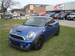 2012 MINI Cooper ~ 6 SPEED ~ TURBO ~ HEATED SEAST ~ LEATHER ~ in Toronto, Ontario