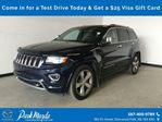 2014 Jeep Grand Cherokee Overland Diesel! Back up cam, in Sherwood Park, Alberta