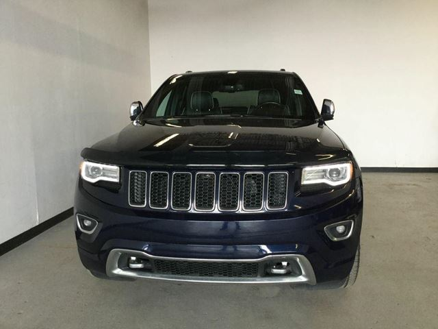 2014 jeep grand cherokee overland diesel back up cam sherwood park. Cars Review. Best American Auto & Cars Review