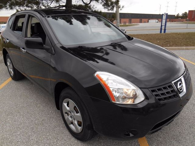 2010 nissan rogue 2 5 s fwd woodbridge ontario used car for sale 2444293. Black Bedroom Furniture Sets. Home Design Ideas