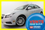 2012 Chevrolet Cruze ECO *GROUPE n++LECTR. + A/C+ CRUISE !* in Terrebonne, Quebec