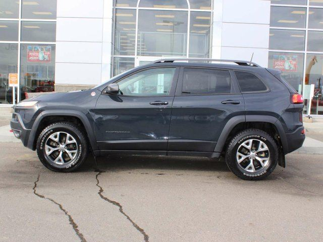 2016 JEEP CHEROKEE Trailhawk in Peace River, Alberta