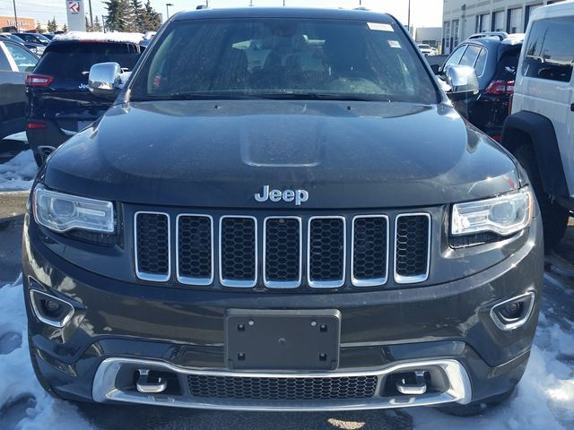 2016 jeep grand cherokee overland 4x4 vaughan ontario car for sale 2445456. Black Bedroom Furniture Sets. Home Design Ideas