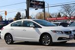 2013 Honda Civic ONLY 57K! **EX MODEL** BACK-UP CAM *CLN CARPROOF* in Scarborough, Ontario