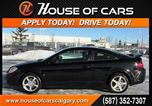 2007 Pontiac G5 GT  *41 Bi-Weekly with $0 Down!* in Calgary, Alberta