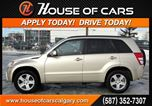 2008 Suzuki Grand Vitara JLX  *69 Bi-Weekly with $0 Down!* in Calgary, Alberta