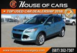 2013 Ford Escape SEL  *161 Bi-Weekly with $0 Down!* in Calgary, Alberta