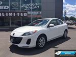 2013 Mazda MAZDA3 GS / SKYACTIV / BLUETOOTH / ONE OWNER!!!! in Toronto, Ontario