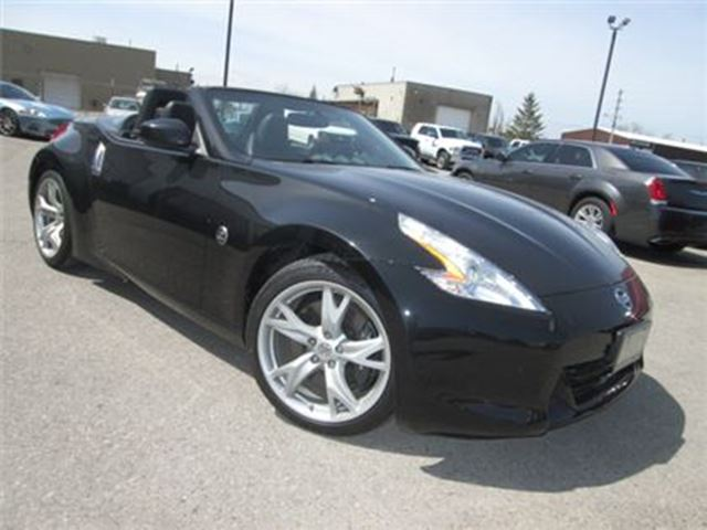 2010 nissan 370z 280 bi weekly touring with navigation. Black Bedroom Furniture Sets. Home Design Ideas